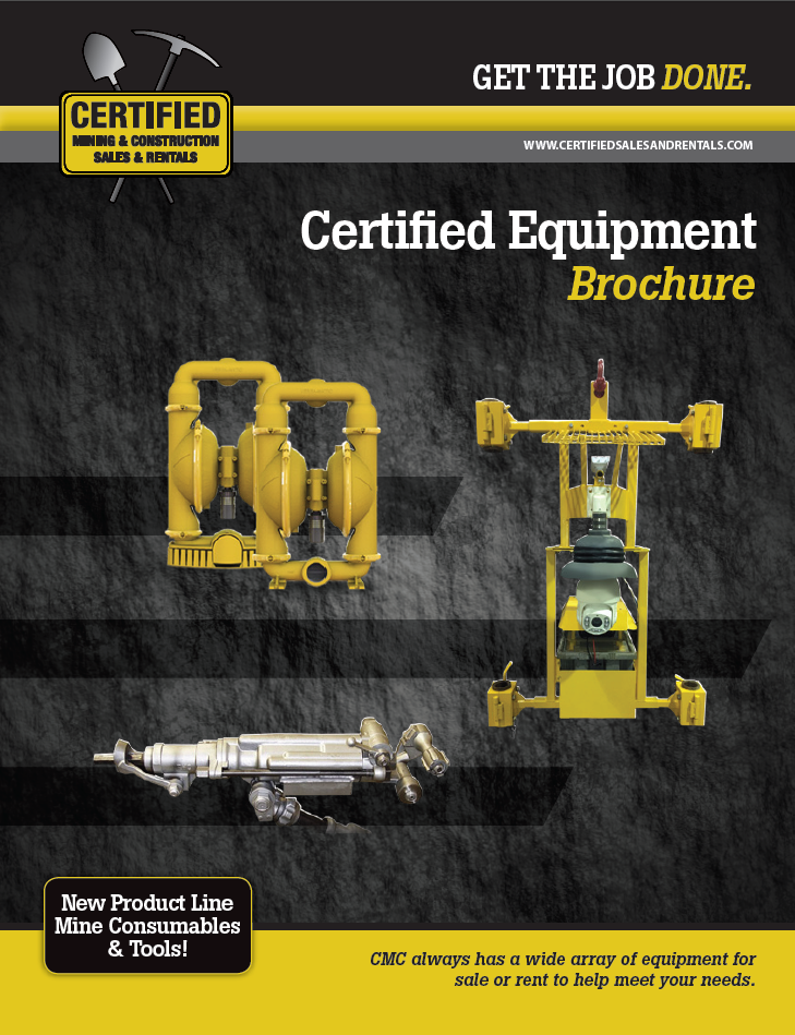 Certified Mining and Construction Sales and Rentals | Latest