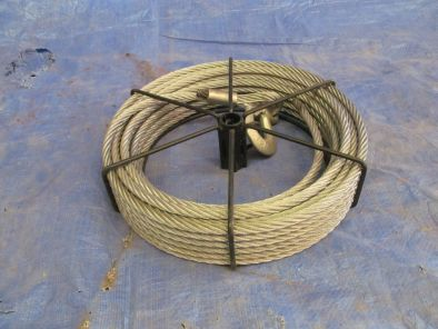 Wire Rope for Winch