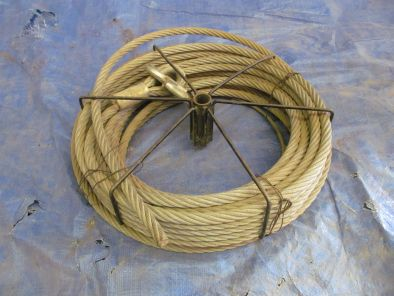 Wire Rope Wheel