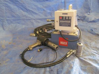 Item #15: Huck Hydraulic Bolting Intallation Pack