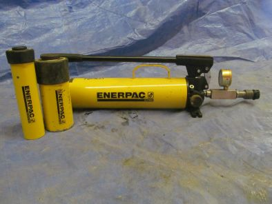 Item #08: Enerpac and Accessories