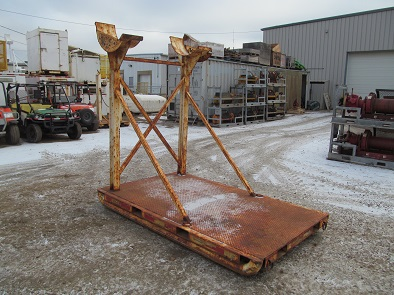 Man Carrier Cage Skid - 225