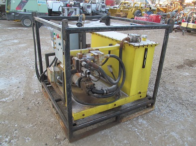 Hydraulic Winch Driving System 0.1