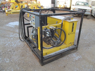 Hydraulic Winch Driving System - 393