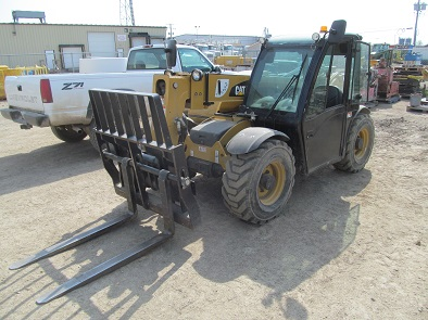 Cat Telehandler- 427