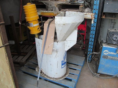 Multicrete Grout Mixing Tank Item #24