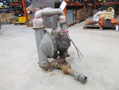 Nomad Double Diaphragm Pump - 433