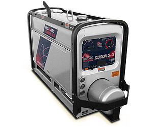 D300K 3+3 Diesel Engine Welder