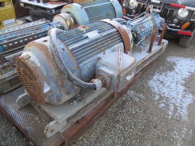 Technojet High Pressure Pump - 442