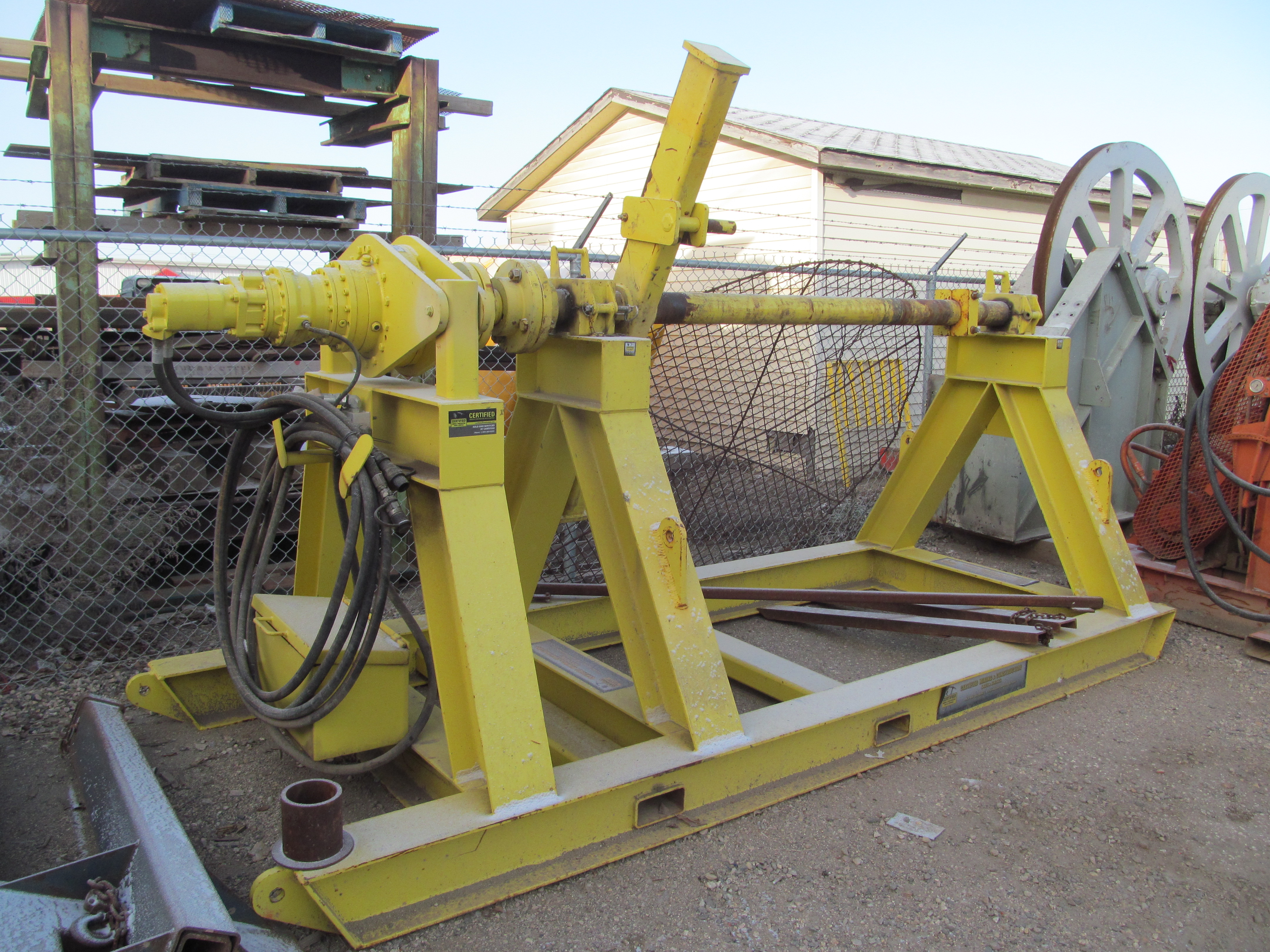 Hydraulic Reeling Machine - 426