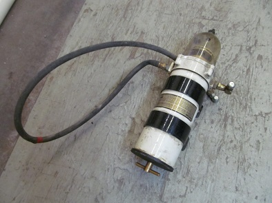 Fuel Filter/Water Separator Item #6