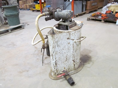Grout Mixing Tank Item #14
