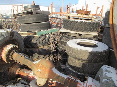 Item #0: Assorted Tires - Click to Enlarge
