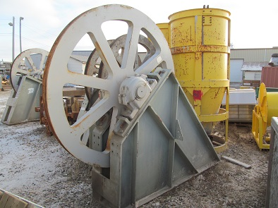 Wire Rope Sheaves - 475
