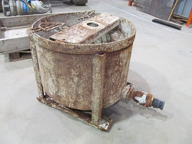 Grout Mixing Tank Item #11