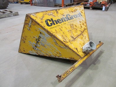 ChemGrout Holding Hopper Item #4