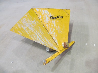 ChemGrout Holding Hopper Item #5
