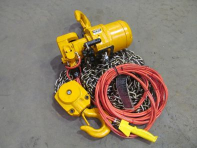 Air Chain Hoist 0.1