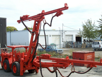 Rebuilt MJM20B – 2 Boom Jumbo with Deutz F4L912W Engine