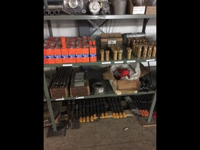 Surplus Drill Bits & Steel