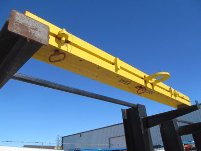 Spreader Beam 0 1 - Certified Mining and Construction Sales