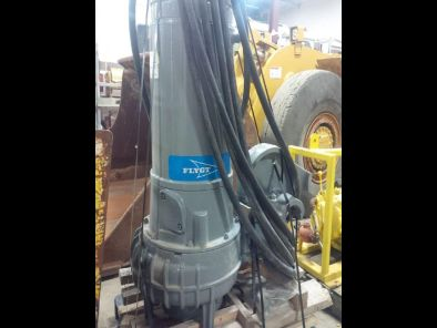 Flygt 110 HP Submersible Pumps Item #4