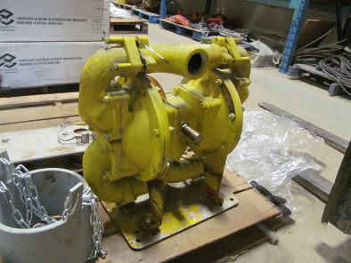Double Diaphragm Pump 0 2 - Certified Mining and Construction Sales