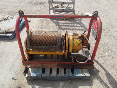 HU40A-RMX1 Winch - Click to Enlarge