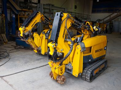 Item #01: 2018 Brokk 170 Unit - Refurbished